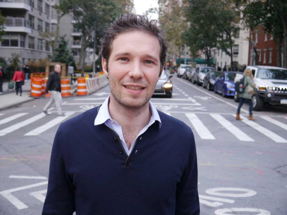 Ludovic Huraux Co-fondateur et CEO de Shapr