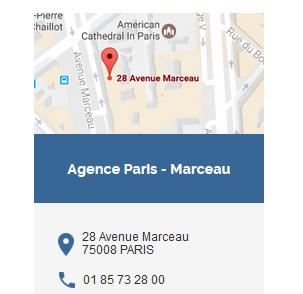 Agence Paris Marceau