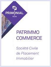 SCPI Patrimmo Commerce