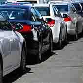Hausse du secteur auto