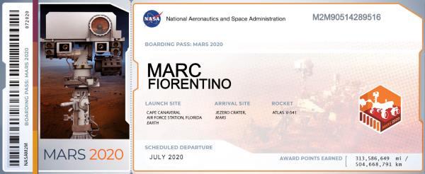 Marc Fiorentino part sur Mars